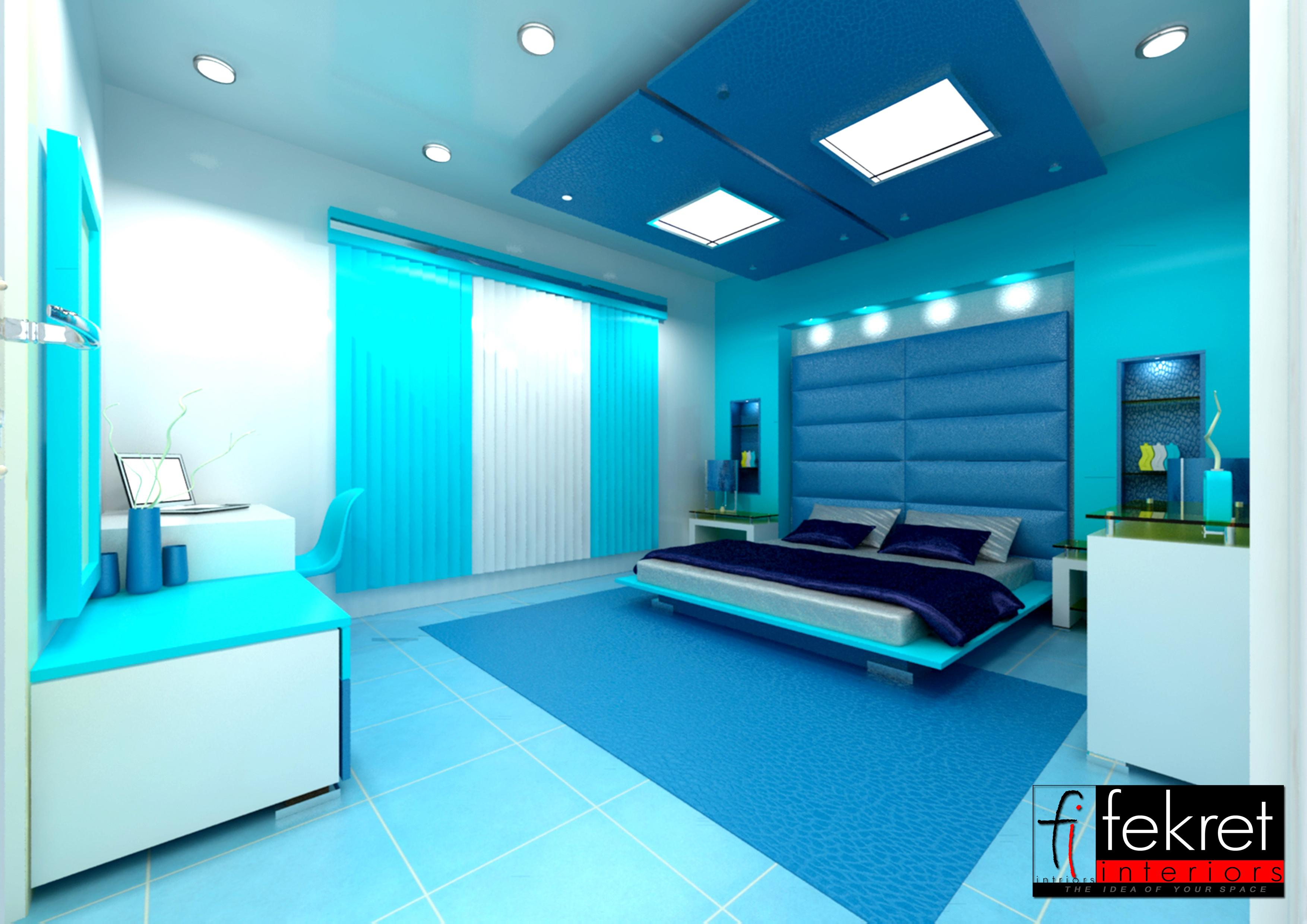 Awesome And Luxury Blue Theme For Bedroom Design With Cool Blue Bedroom Design Ideas Fantastic Viewpoint