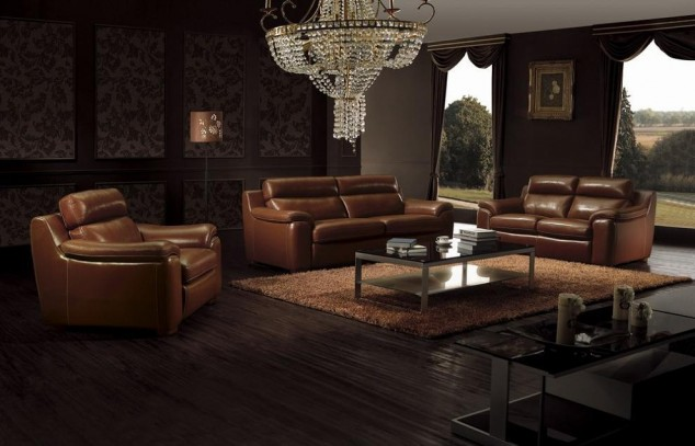 Couch Sofas 16 Leather Sofas For Modern Living Room Design