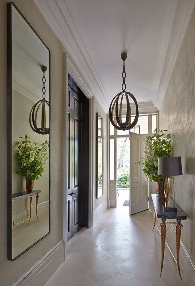 12 Great Hallway Designs From Which You Easily Get An Idea - Decoration Modern Hall