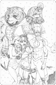 Mike Wieringo Tribute