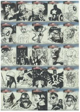 Marvel Sketch Cards 2