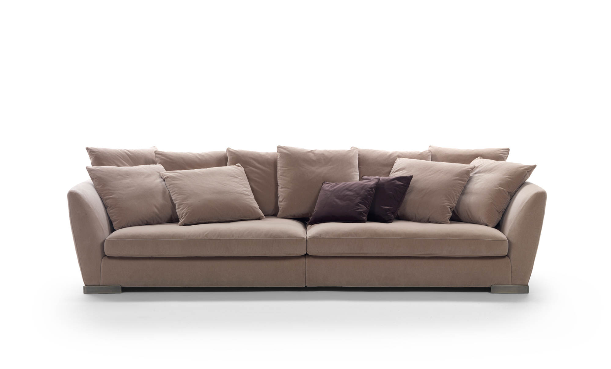 Couches And Sofas Ginevra Sofa By Flexform Mood Fanuli Furniture