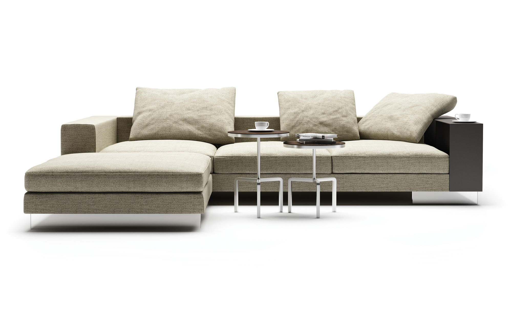Modular Furniture Lightpiece Modular Sofa By Flexform Fanuli Furniture