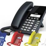 X3 Colourful IP Phone