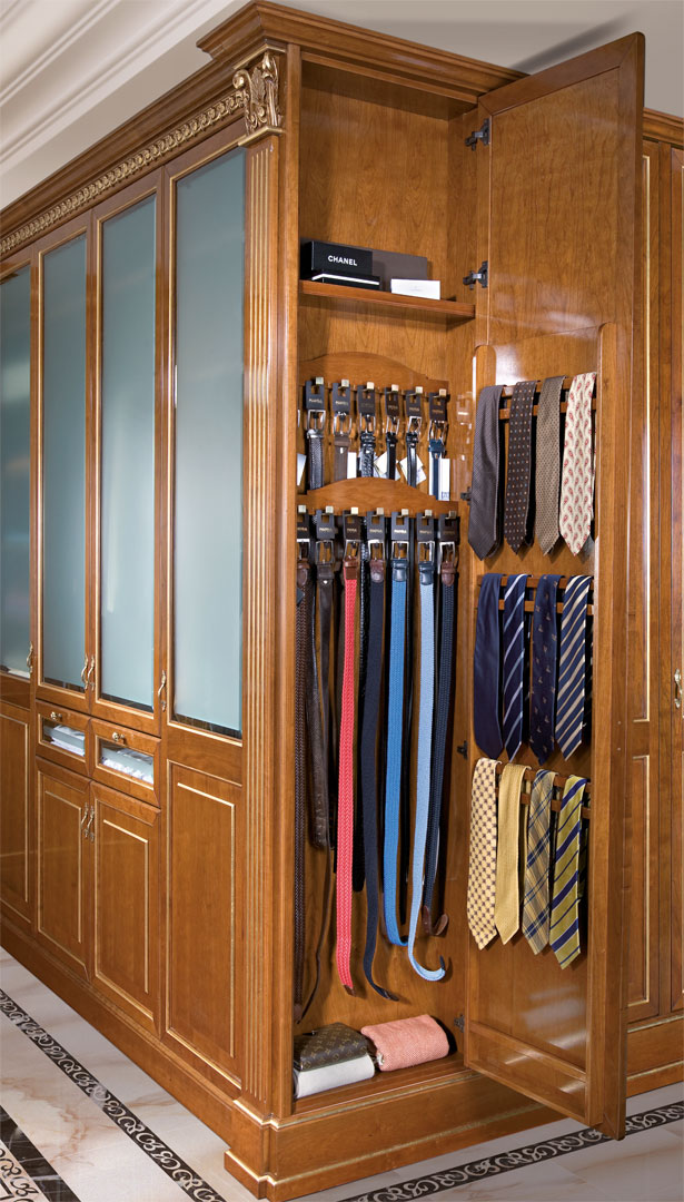 Image De Dressing Custom Made Walk-in Wardrobe - Royal Luxury By Faoma