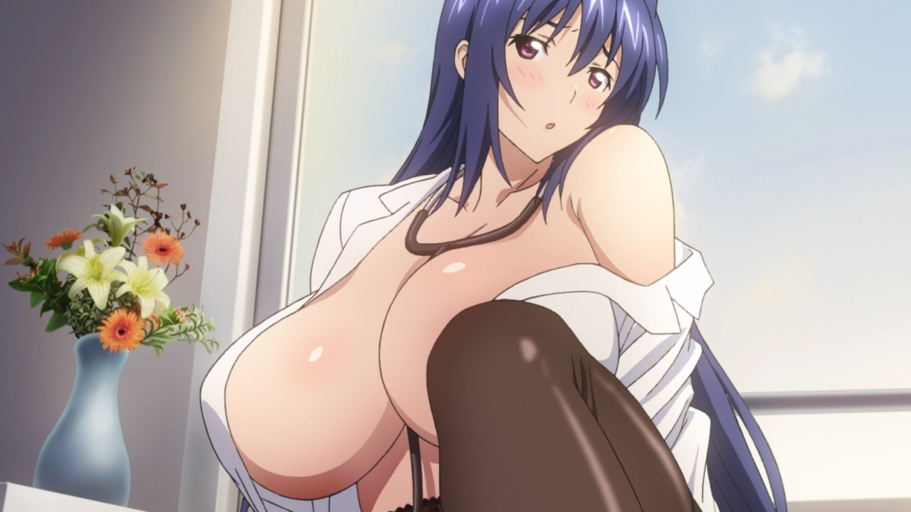 Aki nijou makenki two ecchi anime 2014 - 3 4