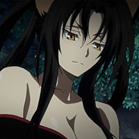Kuroka - High School DxD BorN