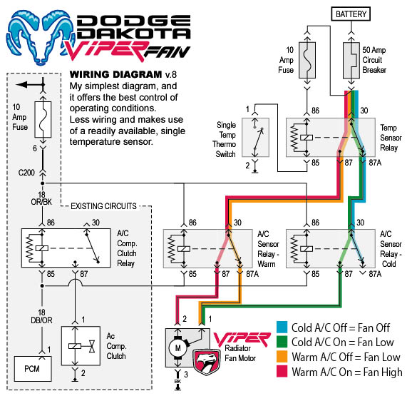 2002 Dakota Wiring Schematic Wiring Schematic Diagram