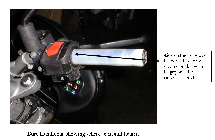 ski doo heated grips wiring diagram