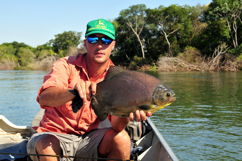 Pacu Session on Upper Parana River