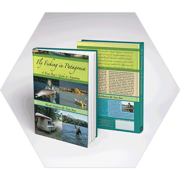 fly fishing in patagonia guide book