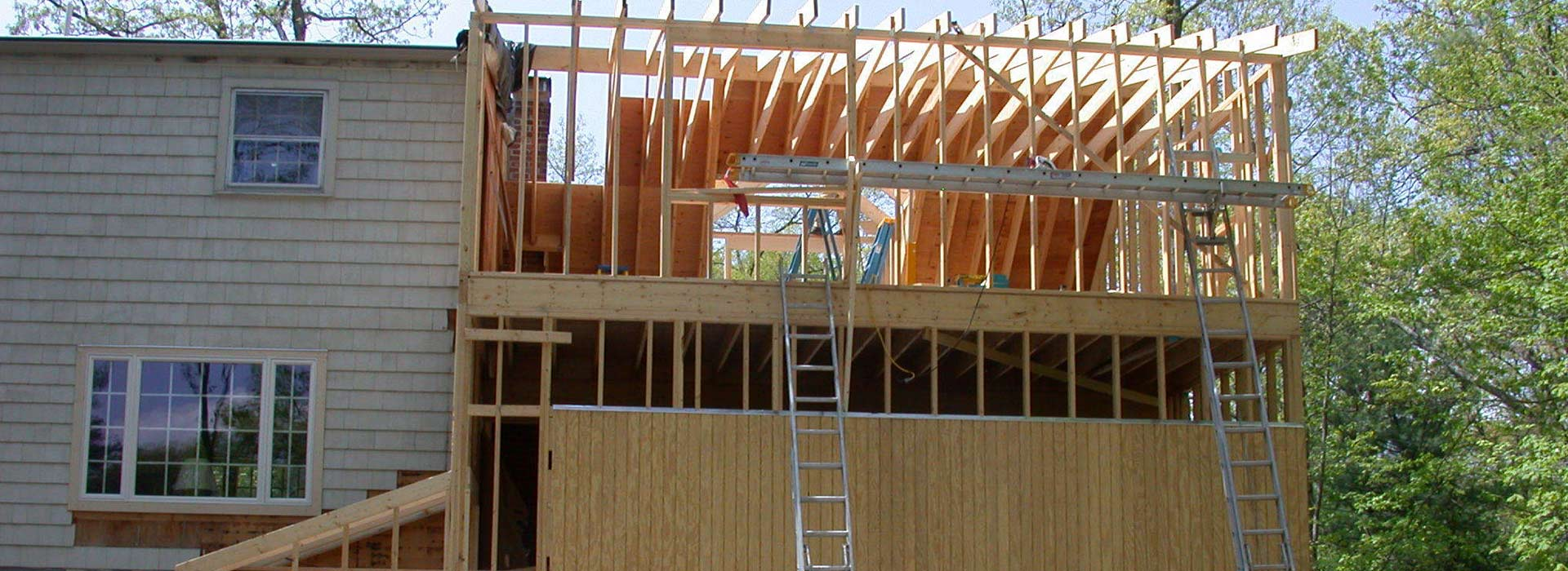 Garage Home Extension Home Additions In Pittsburgh Pa Garage Addons Extensions
