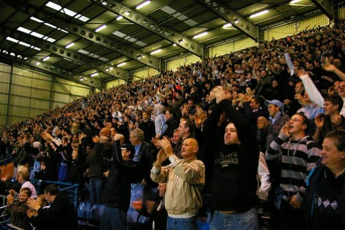 Equaliser: Havant and Waterlooville 1, Millwall 2. FA Cup 1st Round, 13h November 2006, Fratton Park