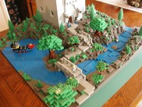 LEGO Stonebarrow Keep