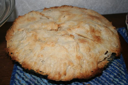 apple pie for Rex