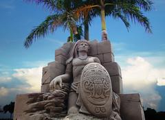 Aztec King / El Rey Azteca