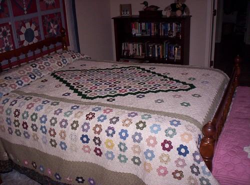 19,044 half inch hexagons