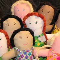 Are dolls appropriate for one-year-olds?