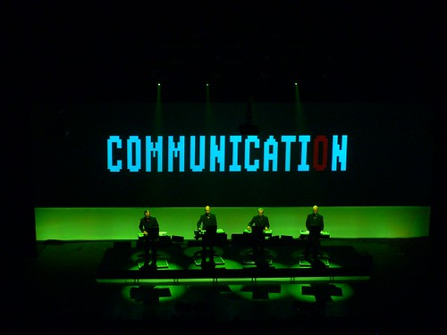 "Kraftwerk - ""Computer World"" from Chicago, 2005"