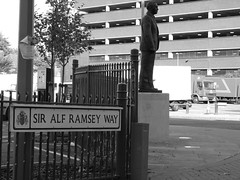 Sir Alf Ramsey Way