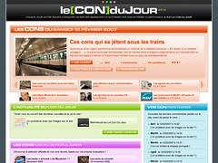 Le Con du Jour (20070212)