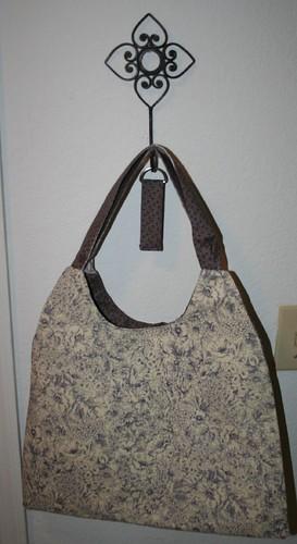 swing bag, key chain