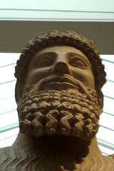 Kneel before your (Greek) God