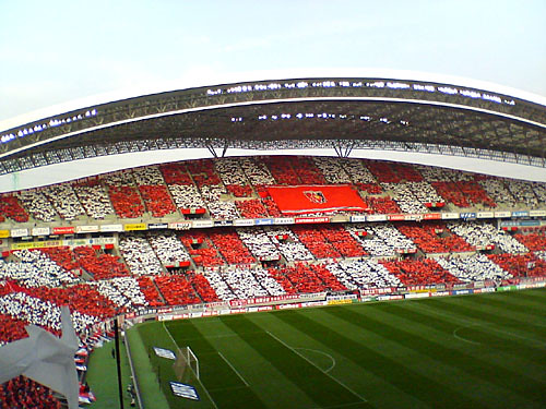 We are Reds!