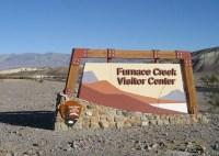 Death Valley National Park - Furnace Creek Visitor Center ...