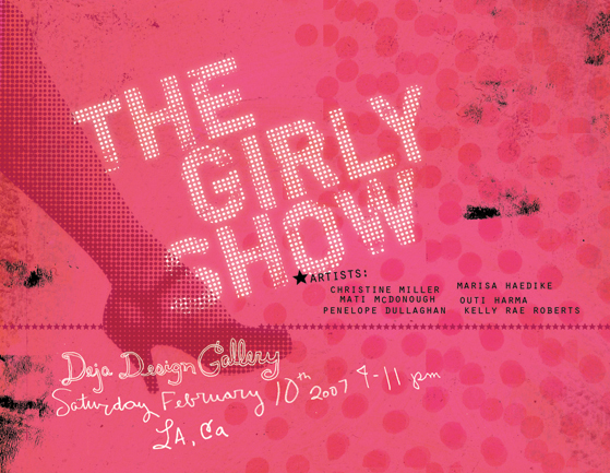 The Girly Show: LA Saturday February 10th