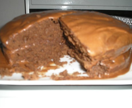 nigella's chocolate cake...