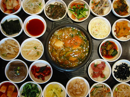 Traditional Korean Food