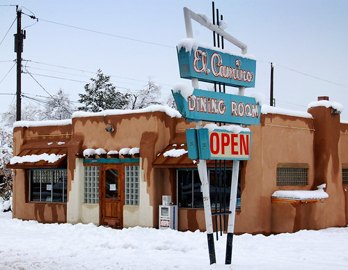 El Camino Dining Room captured brilliantly by photographer Deanna Nichols
