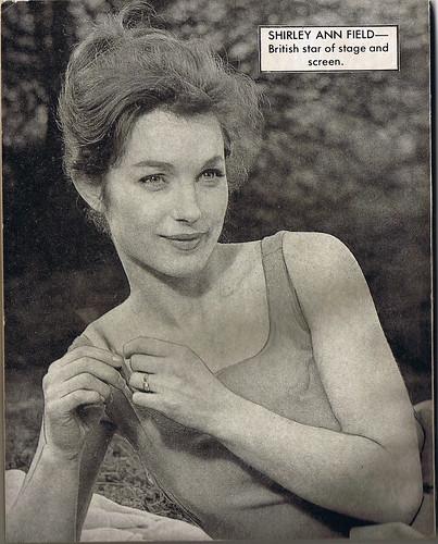 Field Shirley  nackt Anne Shirley Anne