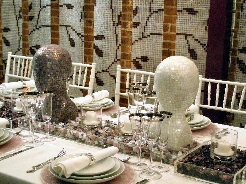 Dining By Design: SICIS The Art Factory
