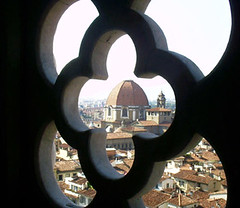 Looking in Florence, Italy