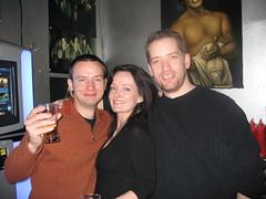 Jen, Adam and Dan