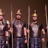 Roman Guards Are Fierce!