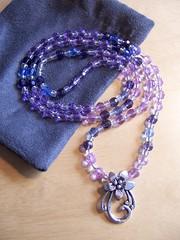 Handmade Eyeglass Necklace Lariat