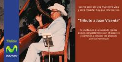 Movistar rendirá tributo a Juan Vicente Torrealba