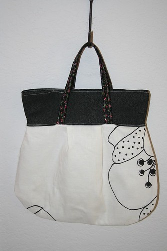Frenchie handbag