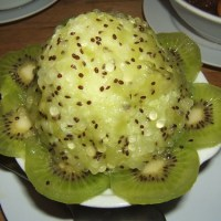 Kiwi Loh and other iced deserts...