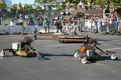 SRL @ Maker Faire 2007