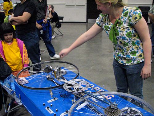 Maker Faire 2007: On the Floor