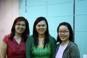 Kah-mei, Lina & Me
