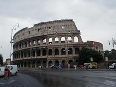 The Colliseum in Rome