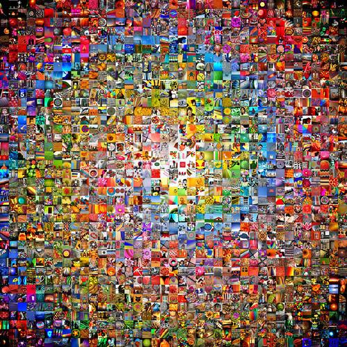 Flickr Mosaic