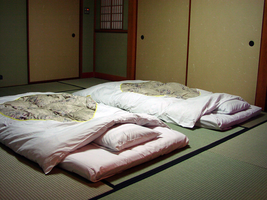 Futon Japan The World 39s Best Photos Of Futon And Onsen Flickr Hive Mind