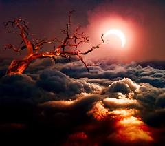 Clouds of Fire v2 / Nubes de fuego v2