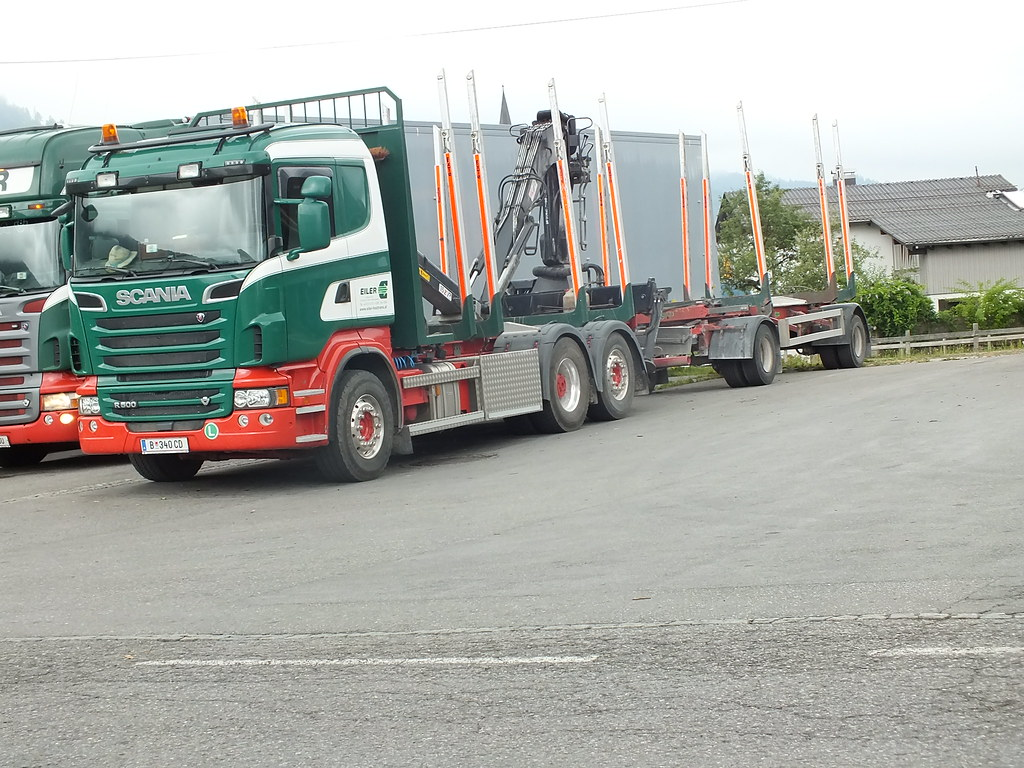 Holz Lkw The World S Newest Photos Of Holz And Holztransporter Flickr